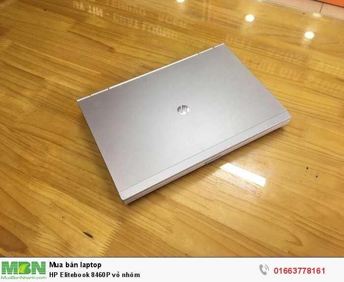 HP Elitebook 8460P vỏ nhôm2
