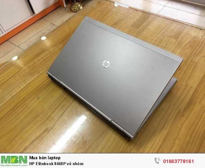 HP Elitebook 8460P vỏ nhôm3