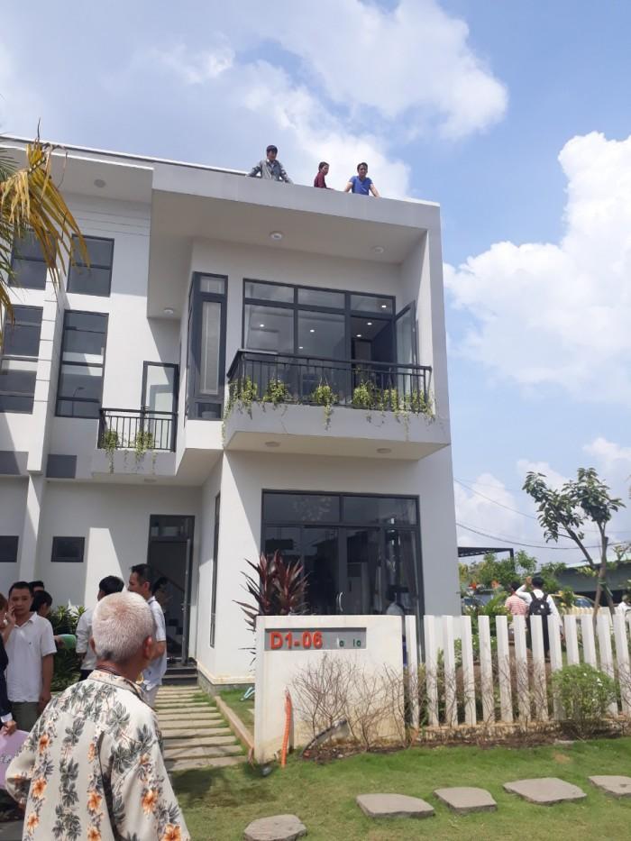 Bella Villa mở bán 60 nhà phố biệt thự liền kề