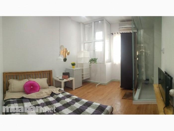Cho thuê căn hộ mini 25m2, 115 Trần Đình Xu, Tự Do, Quận 1