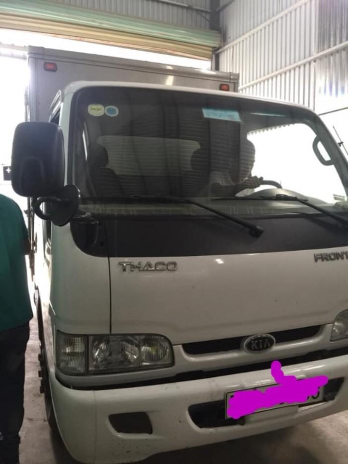 Bán Kia k165 2018 xe như mới 2