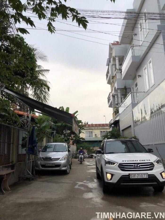 Bán Nhà Hẻm 2177 Huỳnh Tấn Phát Thị Trấn Nhà Bè, DT 165m2, 2 lầu, 4PN, tặng toàn bộ nội thất cao cấp