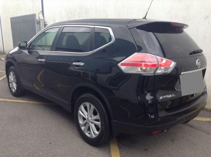 Bán Nissan Xtrail 2017 đk 2018  màu đen tự động Fulloption