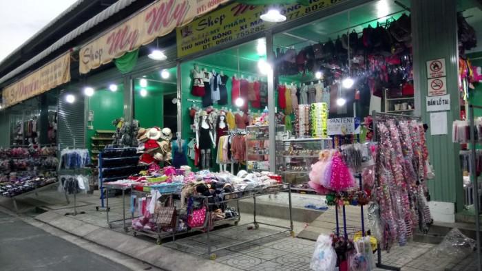 Cho Thuê Kiot Mặt Tiền Chợ Long Phú, Long Thành, Đồng Nai