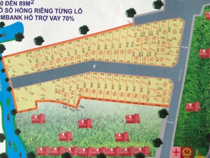 Cần Bán Đất THổ Cư Đường Nguyễn Duy Trinh Q.9