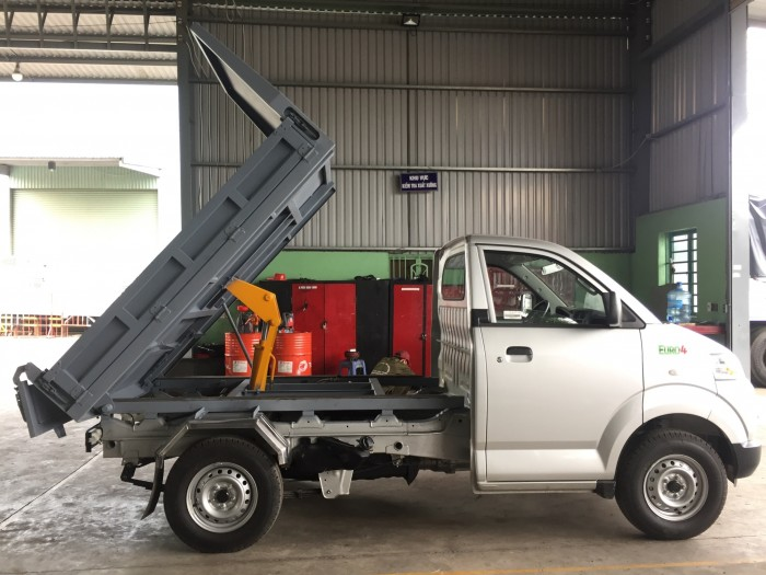 Xe Ben Nhỏ Chạy Trong Thành Phố ( Suzuki Ben 750kg )