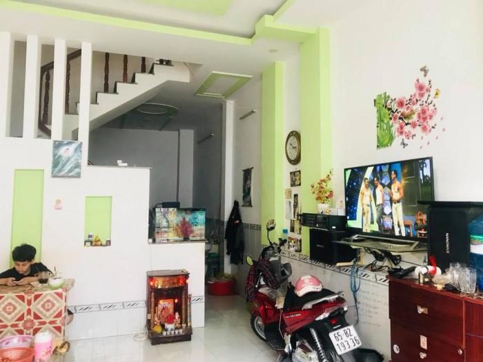 Bán Nhà 1 Trệt 1 Lầu Hẻm 69 Đường Võ Văn Kiệt Q. Ninh Kiều Cần Thơ