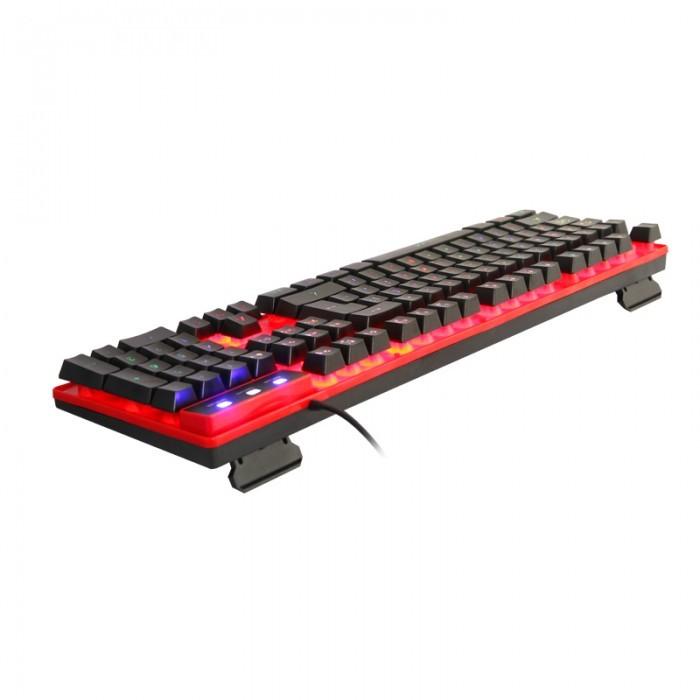 Bàn phím game Coolerplus CPK X2 đỏ led RGBchính hãng2