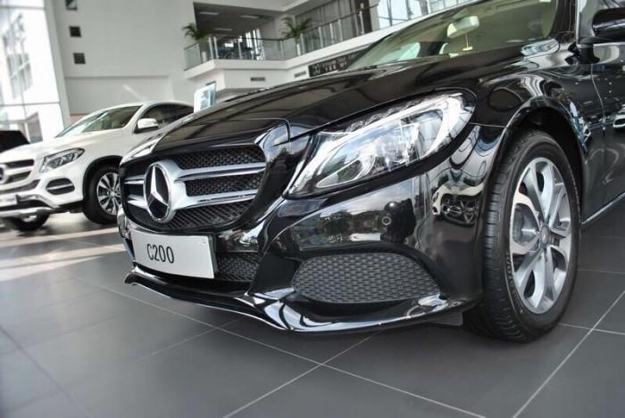 Bán Xe Mercedes C200 Giá Tốt, Lãi Suất Thấp, Giao Xe Ngay