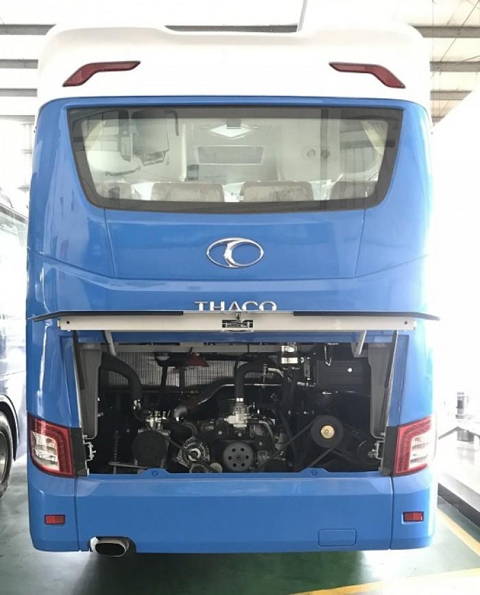 Bán xe 29 chỗ Tb79 Thaco Bầu Hơi Trả Góp 85% - Thaco Tb79 29 Chỗ Bầu Hơi Mới Giá Tốt Nhất 7
