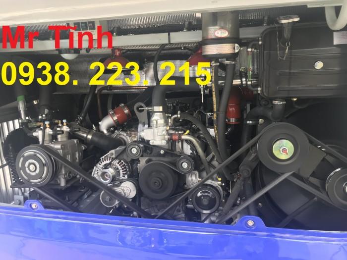 Bán xe 29 chỗ Tb79 Thaco Bầu Hơi Trả Góp 85% - Thaco Tb79 29 Chỗ Bầu Hơi Mới Giá Tốt Nhất 4