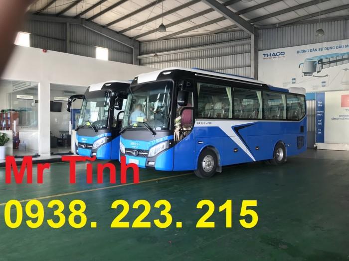 Bán xe 29 chỗ Tb79 Thaco Bầu Hơi Trả Góp 85% - Thaco Tb79 29 Chỗ Bầu Hơi Mới Giá Tốt Nhất 0
