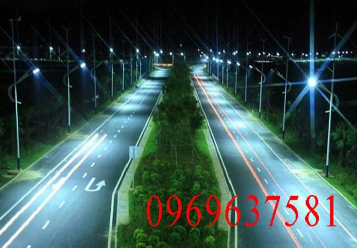 Đèn đường lá 100W1