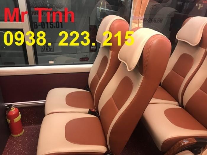 Bán xe 29 chỗ Tb79 Thaco garden Mới giá rẻ-trả góp 85%-giao xe nhanh tại sài gòn 13