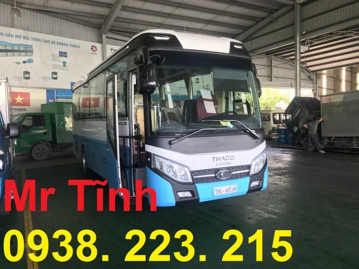 Bán xe 29 chỗ Tb79 Thaco garden Mới giá rẻ-trả góp 85%-giao xe nhanh tại sài gòn 7