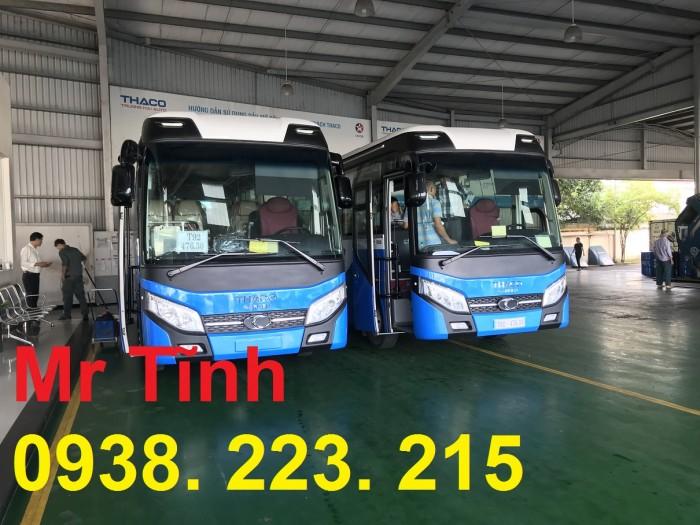 Bán xe 29 chỗ Tb79 Thaco garden Mới giá rẻ-trả góp 85%-giao xe nhanh tại sài gòn 6