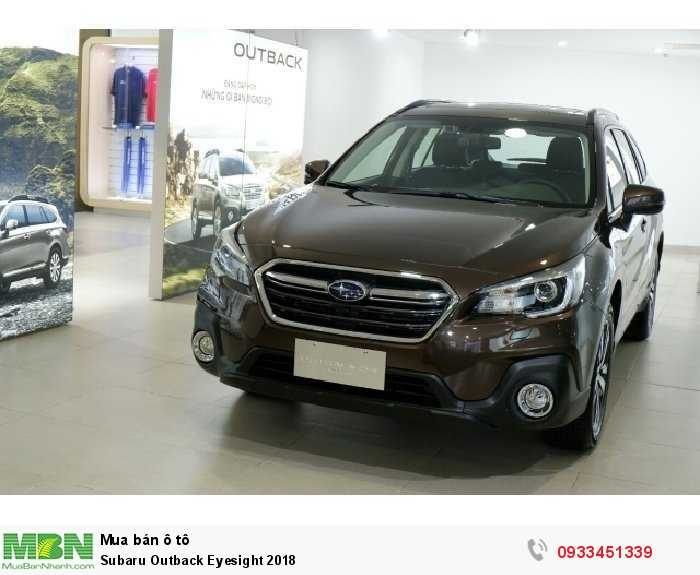 Subaru Outback Eyesight 2018 2