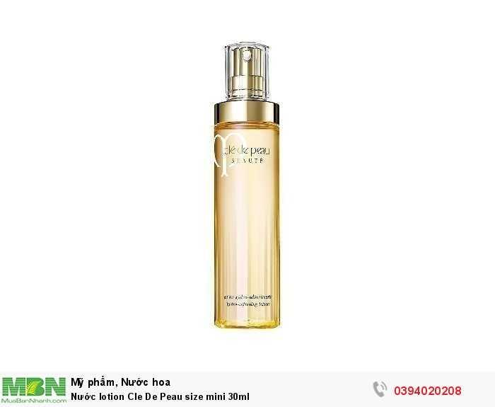 Nước lotion Cle De Peau size mini 30ml