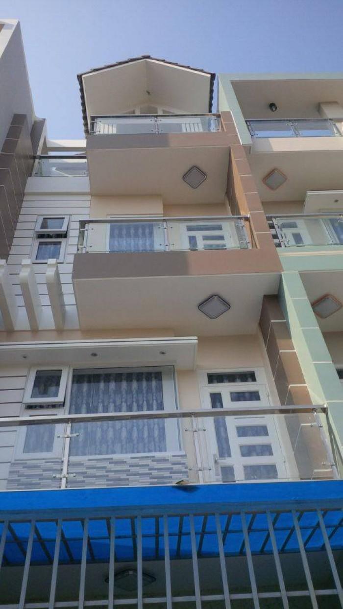 Nhà Hẻm nhựa 4.6mx14m, xây 3 tấm, 362/ Mã Lò