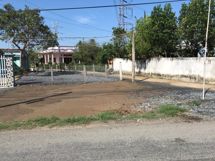 Bán 114m2 đất đường Huỳnh Văn Trí, Bình Chánh, sổ chính chủ.