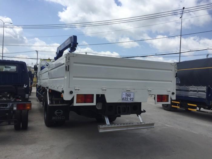 Khuyến mãi mua xe tải gắn cẩu Hino FG8JPSL 8 Tấn gắn cẩu Tadano 5 tấn, trả trước 300 triệu giao luôn xe - Gọi 0907043398 (MrTú 24/24)