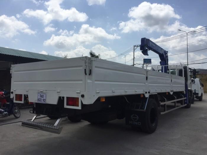 Bán xe tải gắn cẩu Hino FG8JPSL 8 Tấn gắn cẩu Tadano 5 tấn, trả trước 300 triệu giao luôn xe - Gọi 0907043398 (MrTú 24/24)