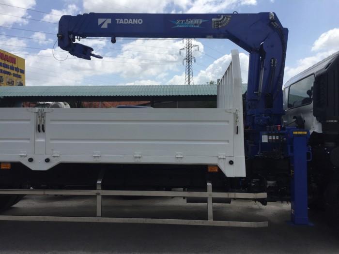 Xe tải gắn cẩu Hino FG8JPSL 8 Tấn gắn cẩu Tadano 5 tấn, trả trước 300 triệu giao luôn xe - Gọi 0907043398 (MrTú 24/24)