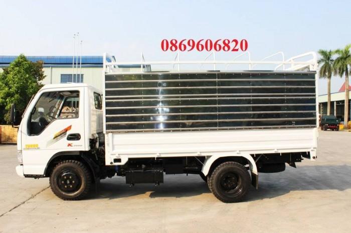 Xe ô tô tải CHIẾN THẮNG – CT1.50TL1/KM 0