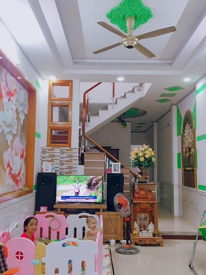 Bán nhà 1 trệt 1 lầu 48m2 p. Tân Bình , Dĩ An