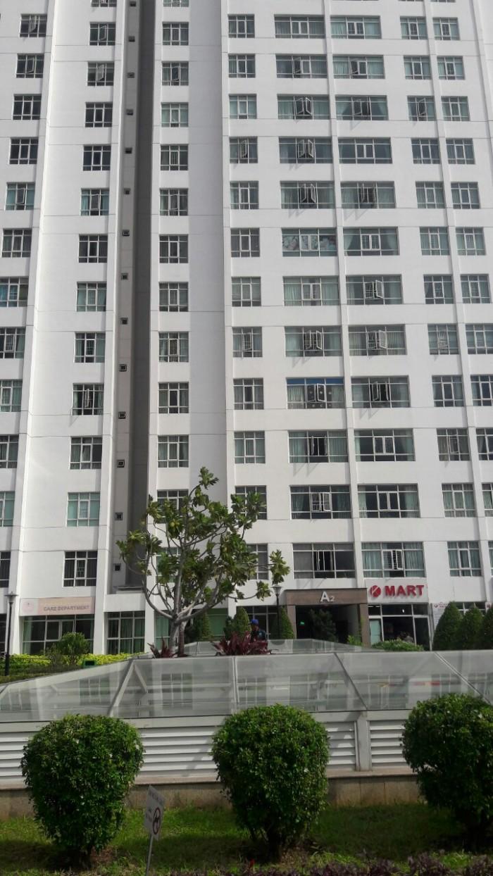 Cho thuê căn hộ Giai Việt Q8, DT 150m, 3PN, 2WC, căn góc