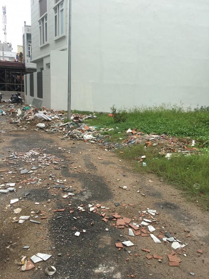 Cần thu hồi vốn bán nhanh lô đất hẻm 216 Đường 15, Bình Tân, SHR.