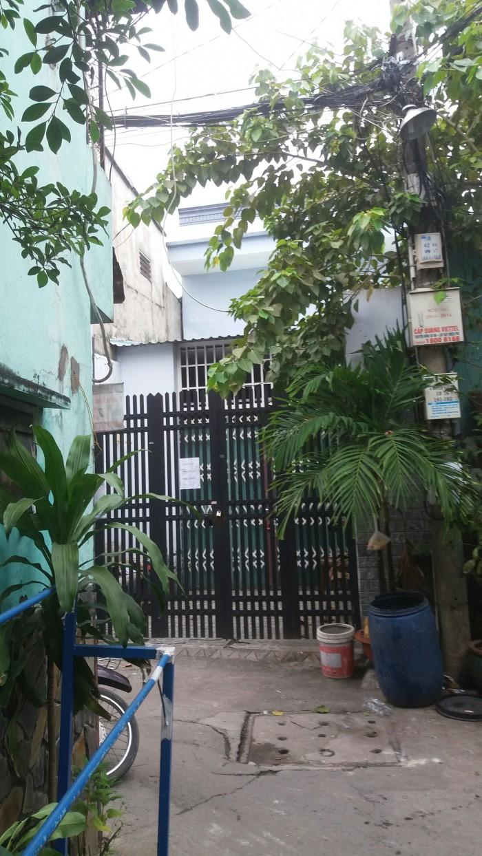Nhà 93m2 Tam Châu Tam Bình Thủ Đức