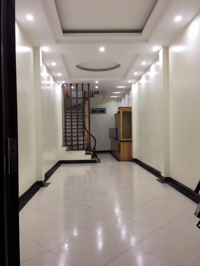 Bán nhà riêng phố Giáp Bát, Hoàng Mai, DT: 32m2 * 5 tầng