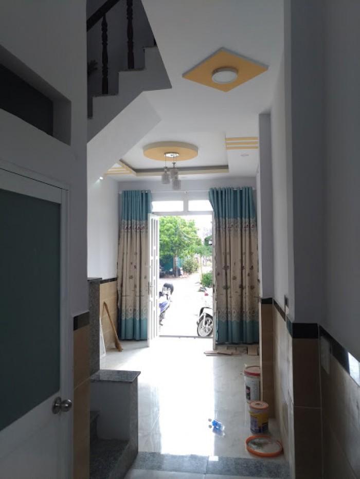 Nhà 4PN đường Mã Lò hẻm oto 6m