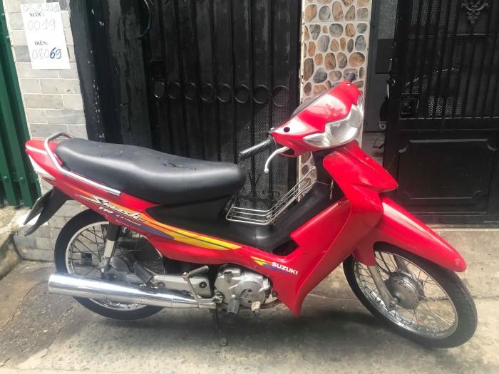 Xe Smack 110cc. Suzkuki chính hãng. zing 100%