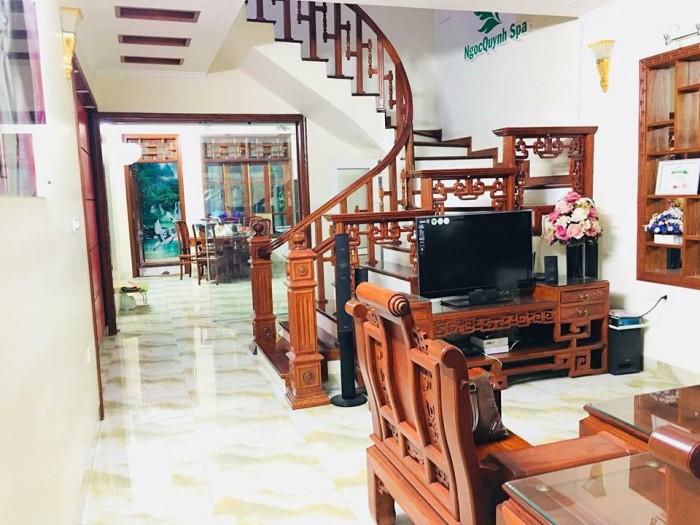 Kinh doanh - gara ô tô - nhà đẹp khu đô thị Văn Phú.