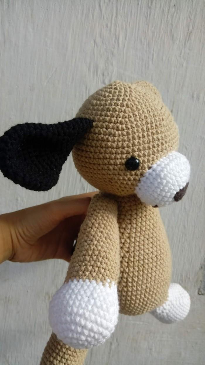 Chó bông đẹp handmade8