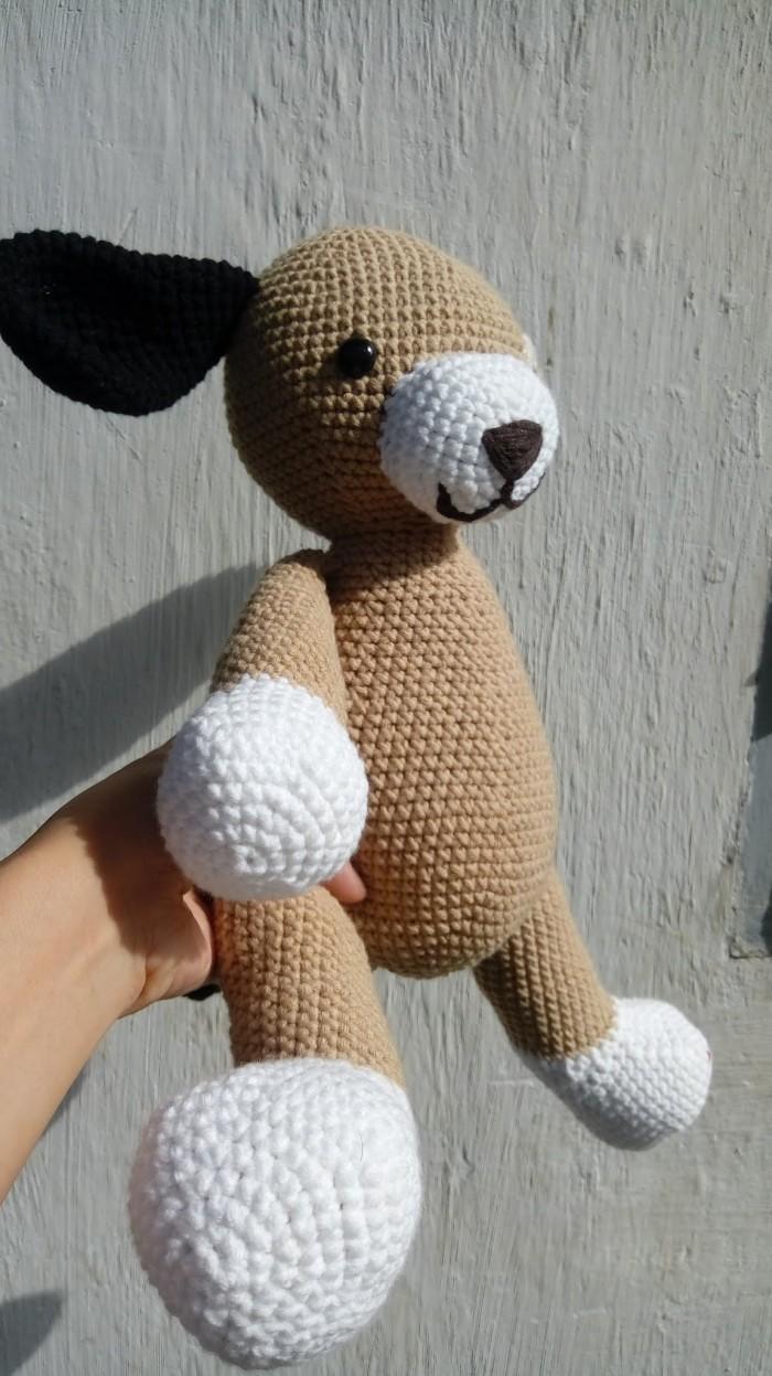 Gấu bông chó Alaska5