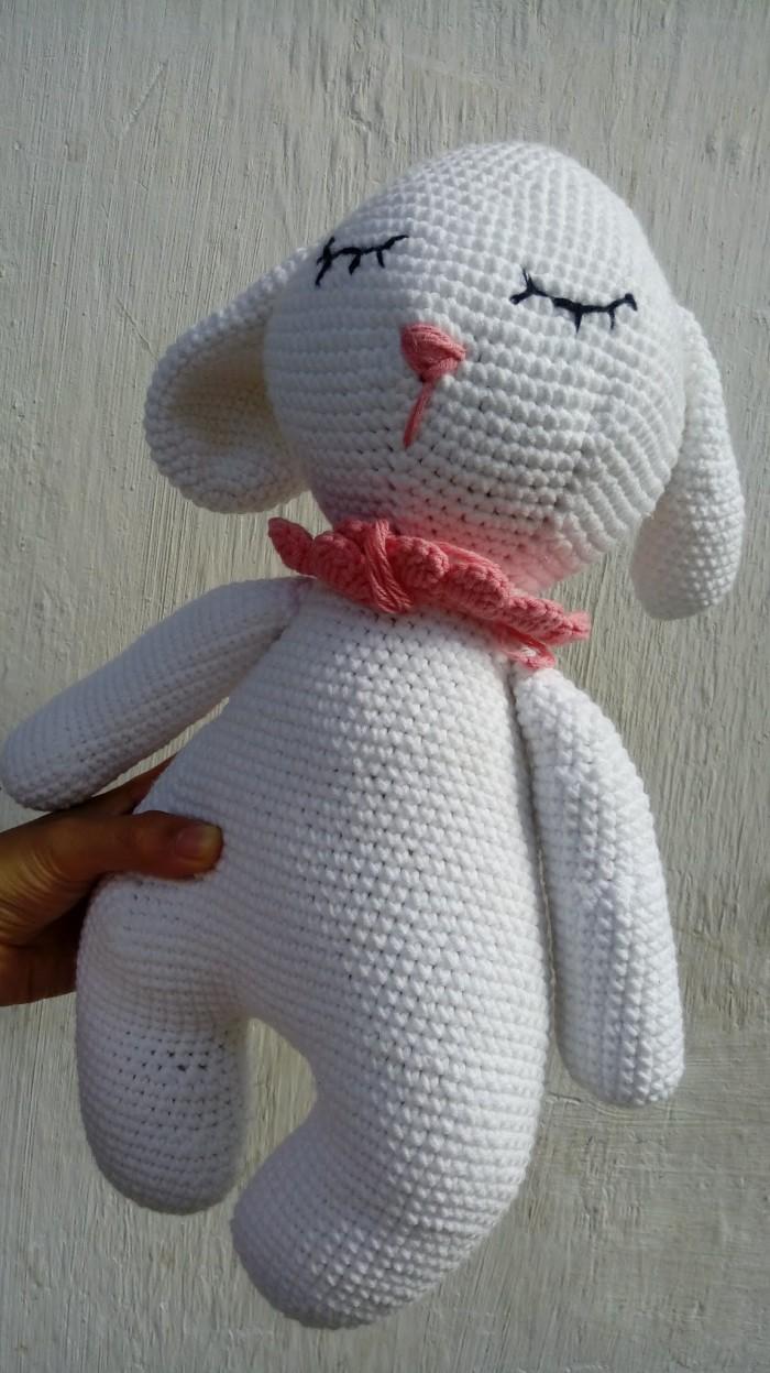 Gấu bông thỏ ngọc4