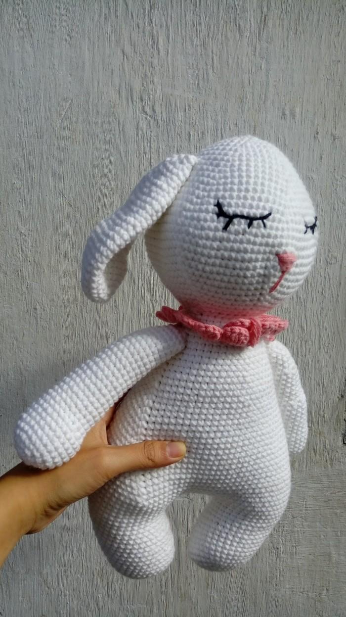 Móc len hình con thỏ1