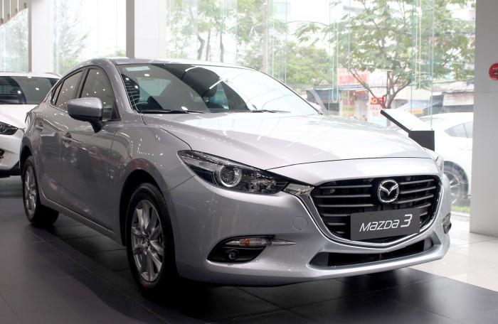 Mazda 3 Giá Tốt Nhất HCM - Ưu Đãi Nhiều Quà Tặng - Có Xe Ngay