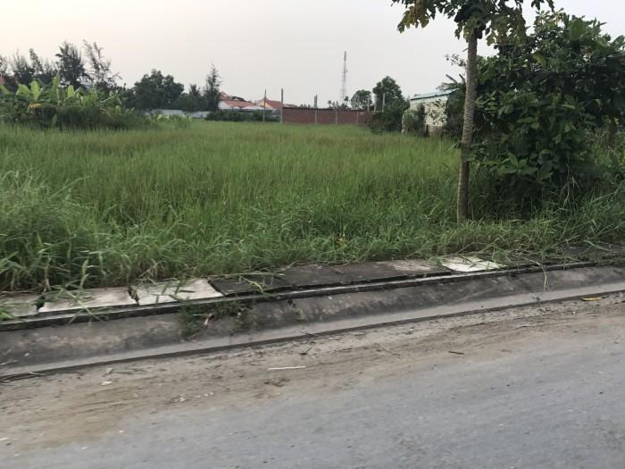 Bán Nhah Đất Mặt Tiền Đinh Đức Thiện, Huyện Bình Chánh, Tp Hồ Chí Minh