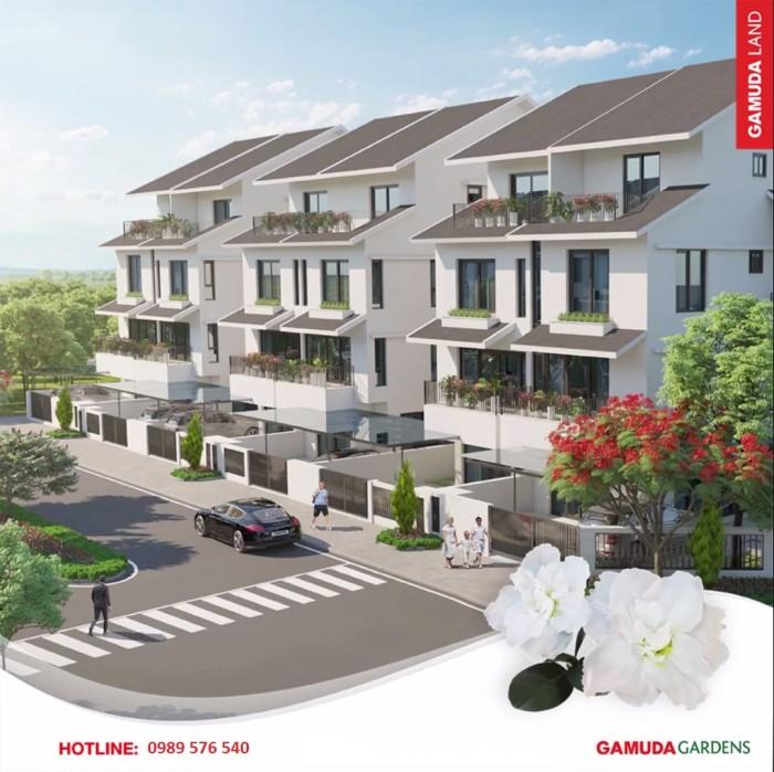 Biệt thự song lập cuối cùng Gamuda, Azalea Homes - SD42. Trả chậm dài hạn. Thiết kế mới lạ