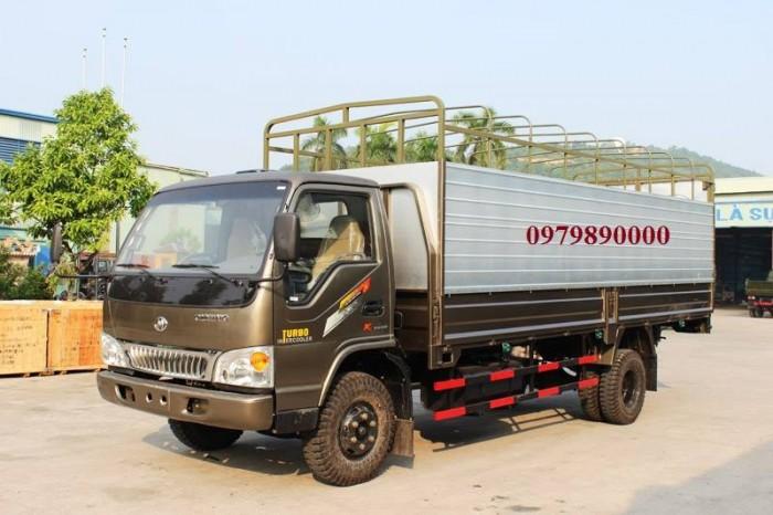 Xe tải ben Trường Giang - Chất lượng tốt, giá thành rẻ nhất 1