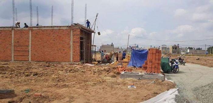 Đất nền dự án chợ Bình Chánh