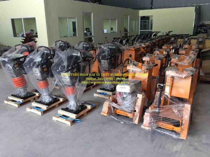 Máy đầm cóc mikasamt72 (máy cũ, máy mới) cam kết hàng chính hãng1