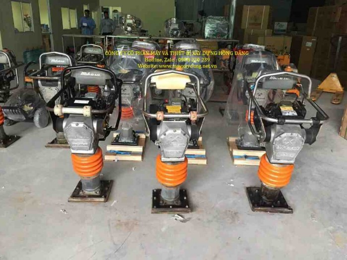Máy đầm cóc mikasamt72 (máy cũ, máy mới) cam kết hàng chính hãng3