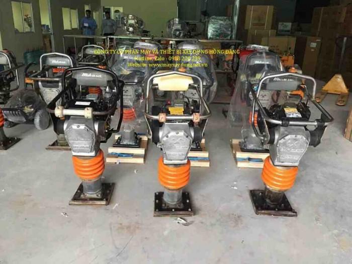 Máy đầm cóc mikasamt72 (máy cũ, máy mới) cam kết hàng chính hãng2