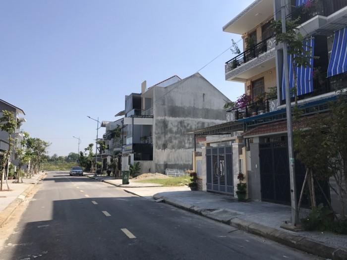 Bán nhanh đất 2 mặt tiền sổ đỏ tại khu C, khu nhà ở An Đông Villass, phường An Đông, TP Huế.