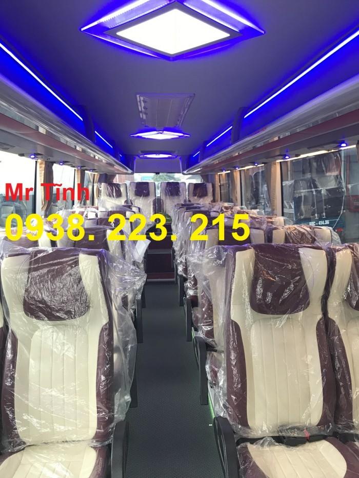 Bán Xe 29 Chỗ Bầu Hơi Tb85S Thaco Meadow Trả Góp 80% Mới 2019 Euro 4